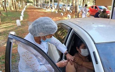 Vacunación a mayores de 20 años reinicia hoy en todos los vacunatorios del país – Diario TNPRESS