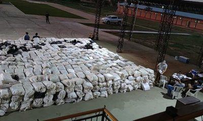 Incautan 35.754 kilos de marihuana en el departamento de Concepción – Diario TNPRESS