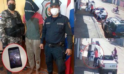 Cae detenido segundo implicado en asalto a una mujer, en Hernandarias – Diario TNPRESS