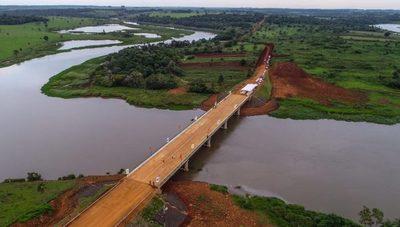 Obras de acceso al puente sobre el río Acaray siguen sin ejecutarse