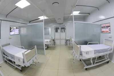 Inauguran pabellón de contingencia con 22 camas en el Hospital Regional de Caazapá