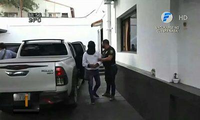 Detienen a supuesto integrante de grupo criminal que opera en el norte del país