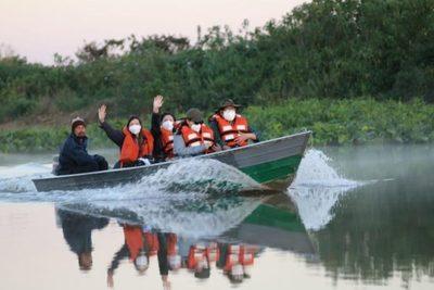 Senatur busca fortalecer el turismo en el Pantanal