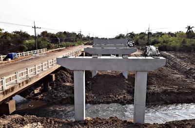 Licitan fiscalización de obras de construcción de puentes en la Región Oriental