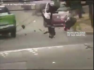Fatal persecución tras asalto a paraguayo en Argentina