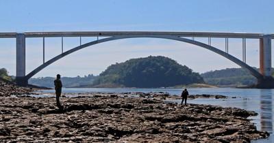 La Nación / Precios de fletes marítimos se encarecerán debido a bajante de ríos