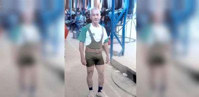 Murió Saúl Morales, excampeón sudamericano de levantamiento de potencia y fisiculturismo