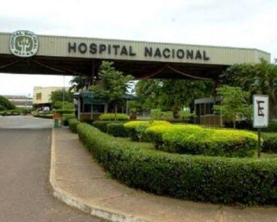 Hospital Nacional: se redujo la ocupación por Covid pero sector polivalente está saturado
