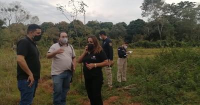 La Nación / Realizan nuevo allanamiento en búsqueda de Dahiana Espinoza