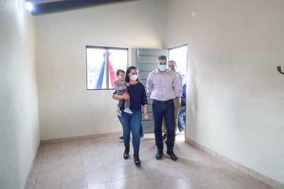 Caazapá recibe 346 viviendas sociales y suman más de 600 casas inauguradas