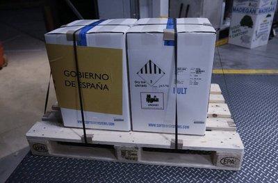 España inicia las donaciones de vacunas a América Latina y el Caribe