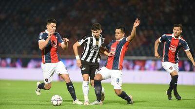 Rafael Carrascal ya quiere sumar de a tres con Cerro Porteño
