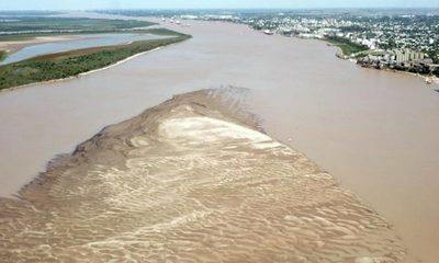 Bajante del Río Paraná: Armadores, entre la incertidumbre y la preocupación