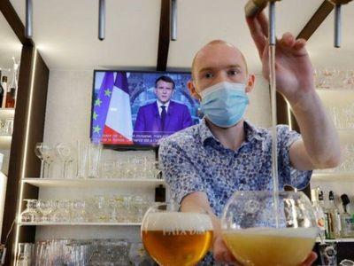 Francia aprobó el pase sanitario y avanza la vacunación contra el coronavirus