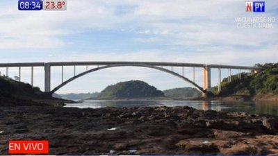 Situación del Paraná genera pérdidas de hasta USD 150 millones