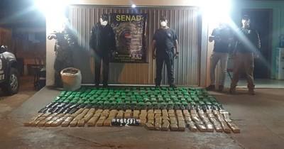 La Nación / Detectan puerto con 206 kilos de drogas