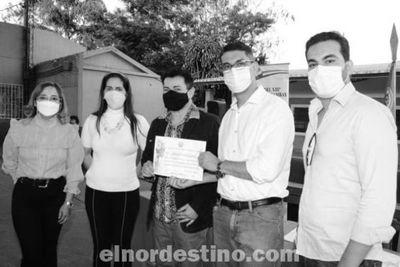 Con entrega de certificados llegó a su etapa final con éxito Curso de Maquillaje organizado por la Gobernación de Amambay