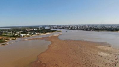 Histórica bajante de los ríos Paraná y Paraguay golpea la economía