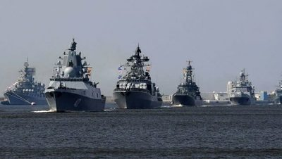 Rusia hizo demostración de su poderío militar