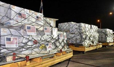 Nueva donación del gobierno de Biden: Mañana llegan otro millón de dosis de la Pfizer