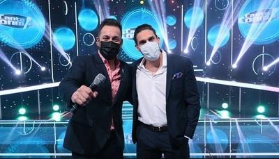 """Néstor López en reemplazo de Chirola en el """"Canta"""""""
