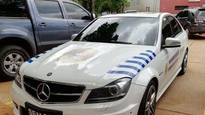 Subasta Senabico: Se vendió el Mercedes que usó la Senad