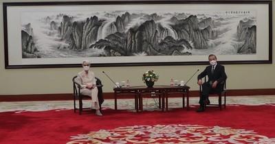 "La Nación / Pekín urge a EEUU a parar de ""satanizar"" a China"