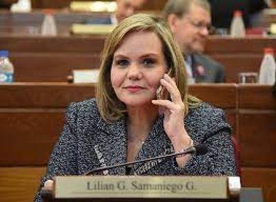 Senadora pide apoyo de la ciudadanía durante estudio que busca acabar con la violencia política hacia las mujeres