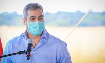 Abdo agradece donaciones de vacunas y se frustra con Covax