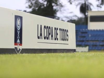 Se viene la primera semana de la Copa Paraguay