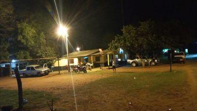 Iluminación del Puesto Policial #SantaClara y una patrullera para la zona