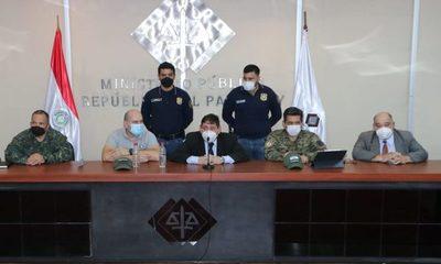 Detenido miembro del EPP fue parte de dos actos terroristas