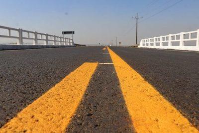 MOPC habilita 54,87 km de ruta asfáltica y amplía interconexión en Caazapá