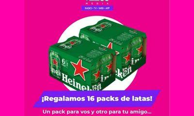 ¡Participá por packs de Heineken para vos y tus amigos!