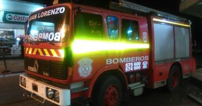 La Nación / Bombera denuncia por acoso a un superior en San Lorenzo