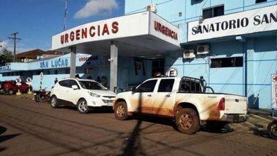 Paraguayo con orden de captura fue herido de varios balazos en Ponta Porã