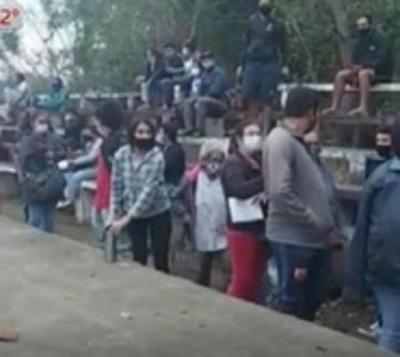 Se agotaron las vacunas en Yaguarón, Quiindy y Carapeguá