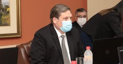 La Nación / Essap analiza con el Senado ley que reduce el costo del alcantarillado