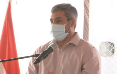 Abdo defiende vacunas recibidas en cooperación