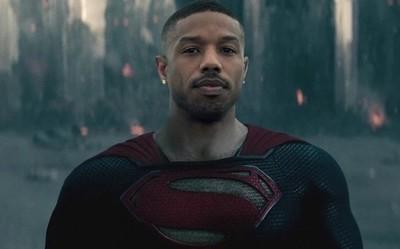 Michael B Jordan podría ser el próximo Superman