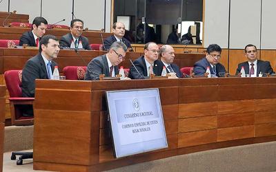 Director de la ITAIPU participó de reunión con Comisión Especial de Entes Binacionales del Senado