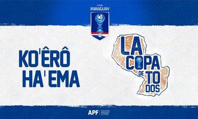 APF modifica horarios de la Copa Paraguay