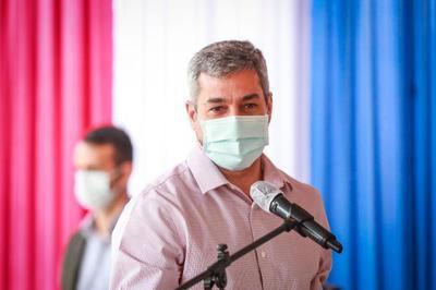 Presidente remarca prioridad absoluta de lograr más vacunas para avanzar en plan de inmunización