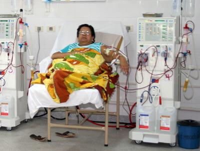 Dictamen favorable para proyecto de ley de ampliación de cobertura en diálisis gratuita a enfermos renales
