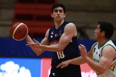 Dos Caaguaceños firman acuerdo para defender a Olimpia Kings en Basquetbol