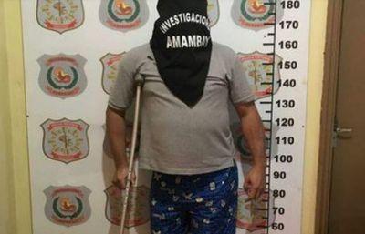 PJC: Brasileño requerido en su país fue expulsado y entregado a los federales