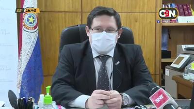 SET: Sigue investigación a Gobernación de Central