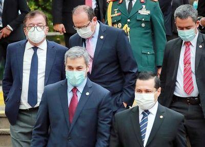 Nicanor Duarte Frutos plantea que la Contraloría también  audite la deuda de Yacyretá