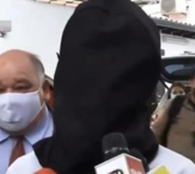 Detenido reconoce estar involucrado con banda armada del norte
