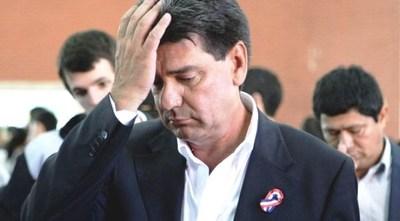 Efraín Alegre chulea sesión de Directorio del PLRA porque sus opositores son mayoría